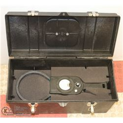 GENERAL ELECTRIC PORTABLE GROUND DETECTOR