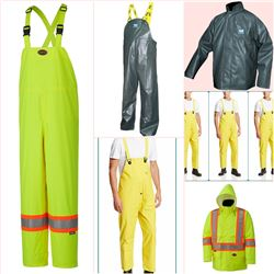 FEATURED ITEMS: WORKWEAR!