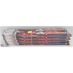 "LOT OF EIGHT 22"" WIPER BLADES"