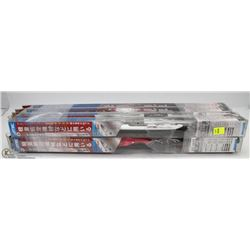 "LOT OF EIGHT 16"" WIPER BLADES"