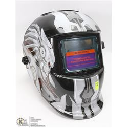 NEW DIGITAL ELECTRONIC WELDING HELMET