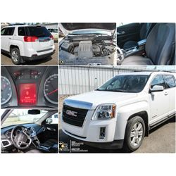 FEATURED 2010 GMC TERRAIN