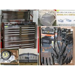 FEATURED TOOLS AND SHOP SUPPLIES