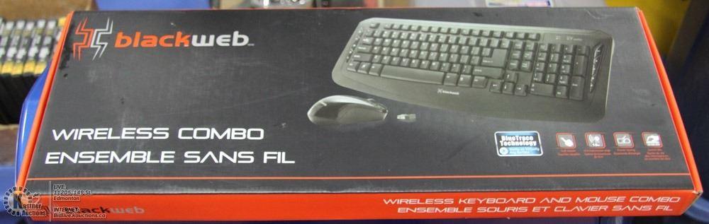 Blackweb Keyboard And Mouse Software