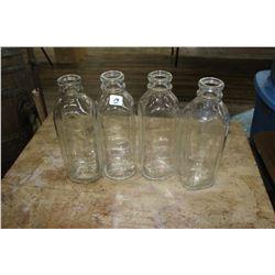 Milk Bottles (4)