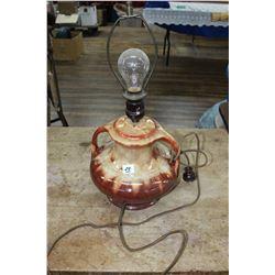 Medalta Lamp Base