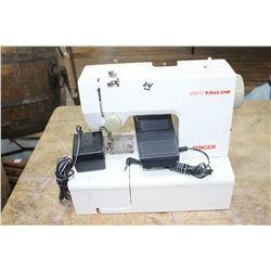 Singer (Tiny Tailer) Toy Sewing Machine