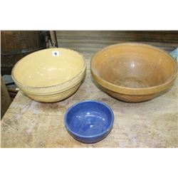 Medalta Bowls (3)