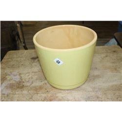Redcliff Pottery Plant Pot