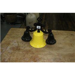 Three Bell Unit