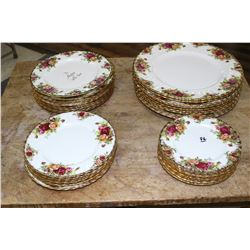 Royal Albert Old Country Rose Dishes (England)