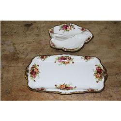 Royal Albert Old Country Rose Pieces (England)