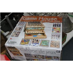 Vintage Games (10) - in one box