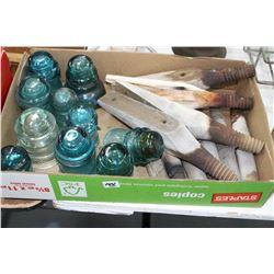 Box of Green Insulators