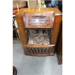 Philco Radio/Record Player