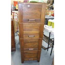 Legal Filing Cabinet w/4 Drawers