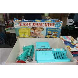 Easy Bake Oven (In what appears to be the Original Box)