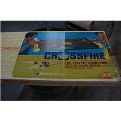 Fantastic Vintage Crossfire Game - Complete