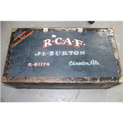 R.C.A.F. Ocean Going Trunk