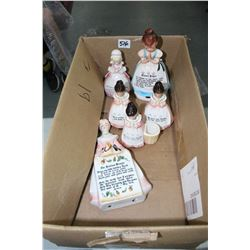 Box of Payer Lady Items