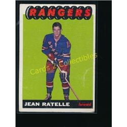 1965-66 Topps #25 Jean Ratelle