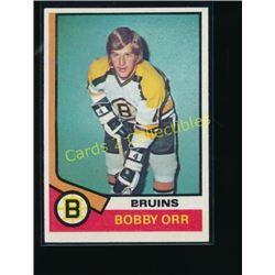 1974-75 Topps #100 Bobby Orr