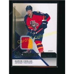 14-15 SP Game Used Gold Jerseys #153 Aaron Ekblad