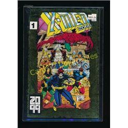 Marvel X-Men 2099 #1 Gold Foil Rare