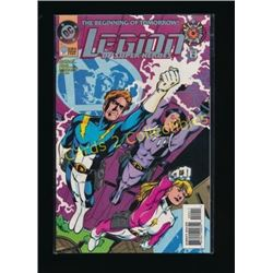 DC Legion Of Super Heroes #0