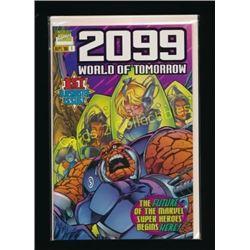 Marvel 2099 World Of Tomorrow #1