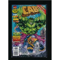 Marvel Cable Onslaught Phase 1 Hulk Smash #34