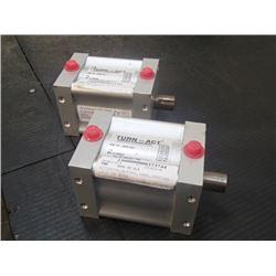 Turn-Act Anser Engineering Pneumatic Linear Acutators, M/N: TA-B3614C