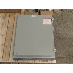 """Hoffman Electrical Enclosure, Overall: 24"""" x 20"""" x 12"""""""
