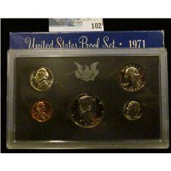 1971 S U.S. Proof Set in original condition