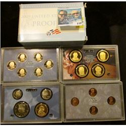 2009 S U.S. Deep Cameo Proof Set in original condition