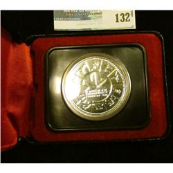 1978 Royal Canadian Mint Proof-like Silver Dollar.