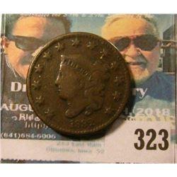 1832 U.S. Large Cent, Fine.