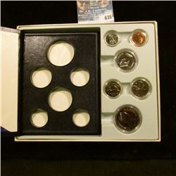 1982 PROOF CANADIAN COIN SET