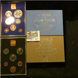 1977 AND 1978 COINAGE OF GREAT BRITAIN AND NORTHERN IRELAND COIN SETS