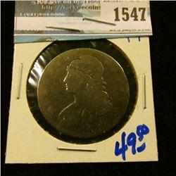 1547 _ 1832 Bust Half Dollar