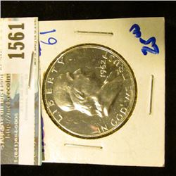 1561 _ 1962 Proof Franklin Half Dollar