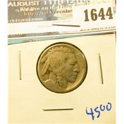 1644 _ 1919-D Buffalo Nickel