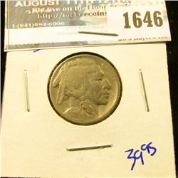 1646 _ 1919-S Buffalo Nickel