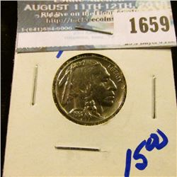 1659 _ 1937 Buffalo Nickel