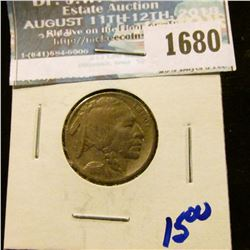 1680 _ 1913 Type 2 Buffalo Nickel