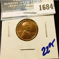 1684 _ Proof 1953 Wheat Cent