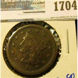 1704 _ 1848 Large Cent