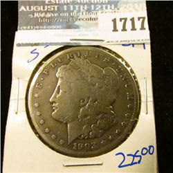 1717 _ Key Date 1903-S Morgan Dollar
