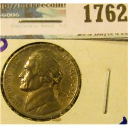 1762 _ 1938-D Jefferson Nickel