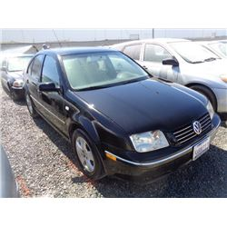 VW JETTA 2004 T-DONATION